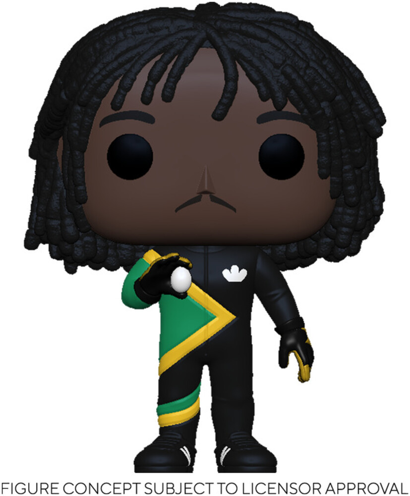 - FUNKO POP! MOVIES: Cool Runnings - Sanka Coffie