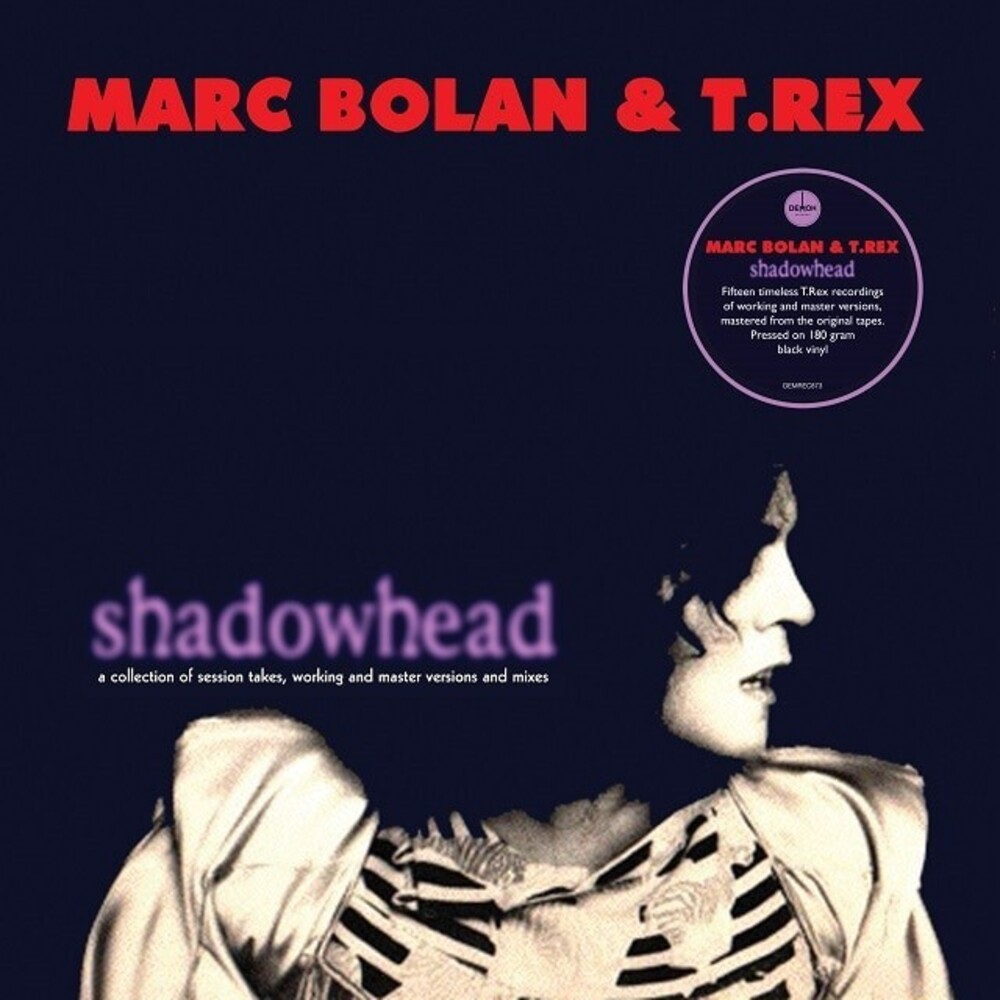 Marc Bolan / T Rex - Shadowhead (Blk) [180 Gram] (Uk)