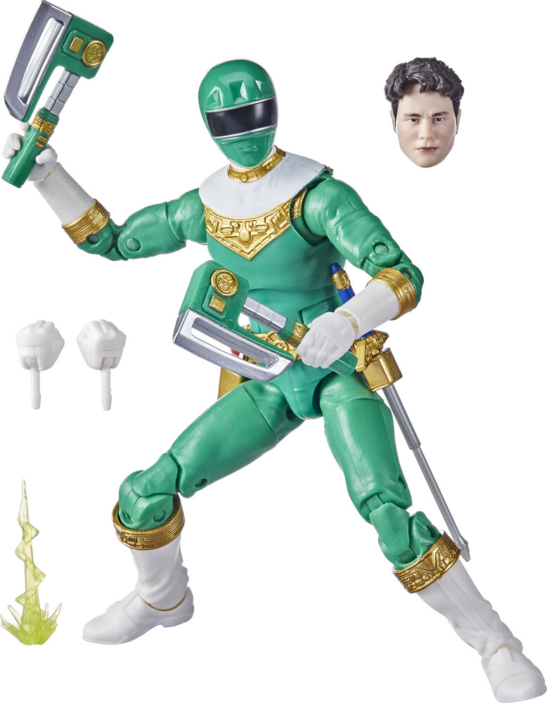 Prg Blt Zth Mercury - Hasbro Collectibles - Power Rangers Lightning Collection Zth Mercury