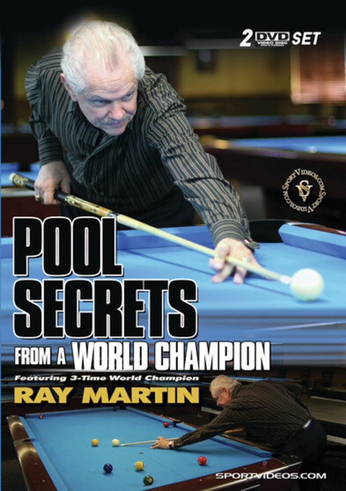 Pool Secrets From a World Champion - Pool Secrets From A World Champion (Two Dvd Set)