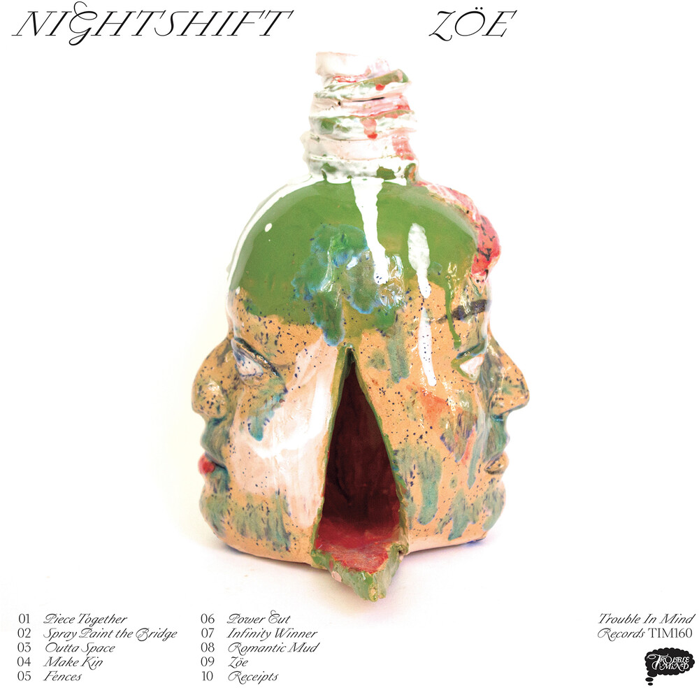 Nightshift - Zoe [Indie Exclusive] (Moss Green Vinyl) (Grn) [Indie Exclusive]