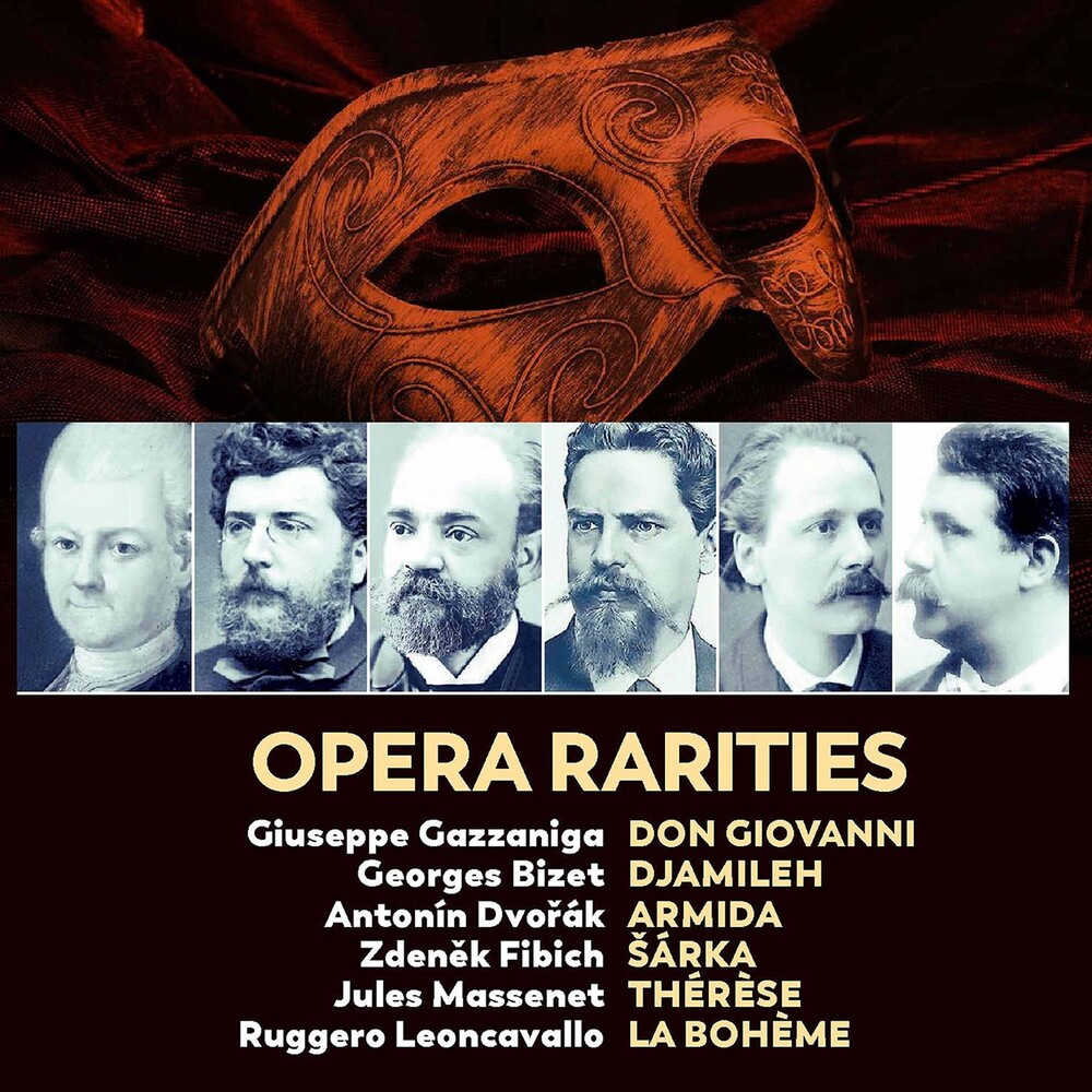 Opera Rarities / Various (Box) - Opera Rarities / Various (Box)