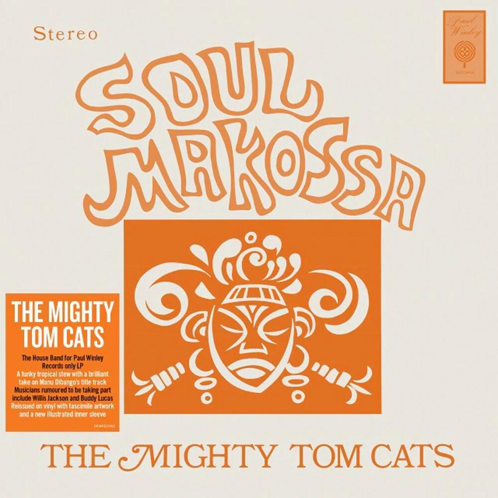 Mighty Tom Cats - Soul Makossa [140-Gram Black Vinyl]