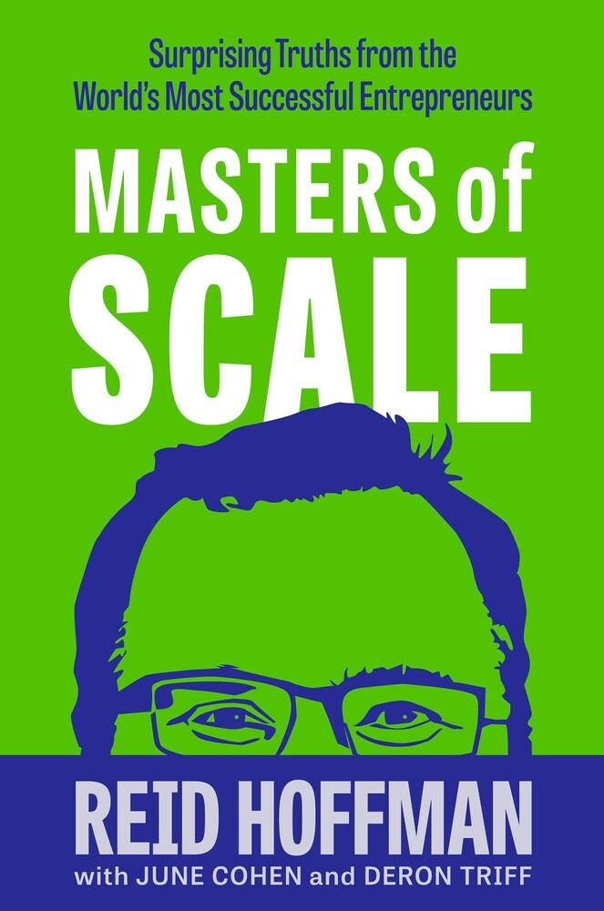 Hoffman, Reid - Masters of Scale