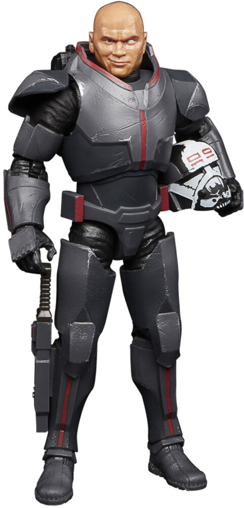 SW Bl Deluxe Figure 3 - Hasbro Collectibles - Star Wars The Bad Batch Black Series Wrecker