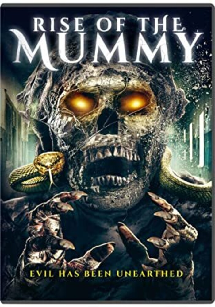 Rise of the Mummy DVD - Rise of the Mummy