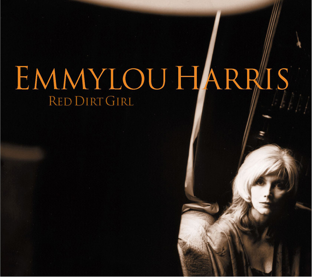 Emmylou Harris - Red Dirt Girl [Colored Vinyl] [Clear Vinyl] (Red)