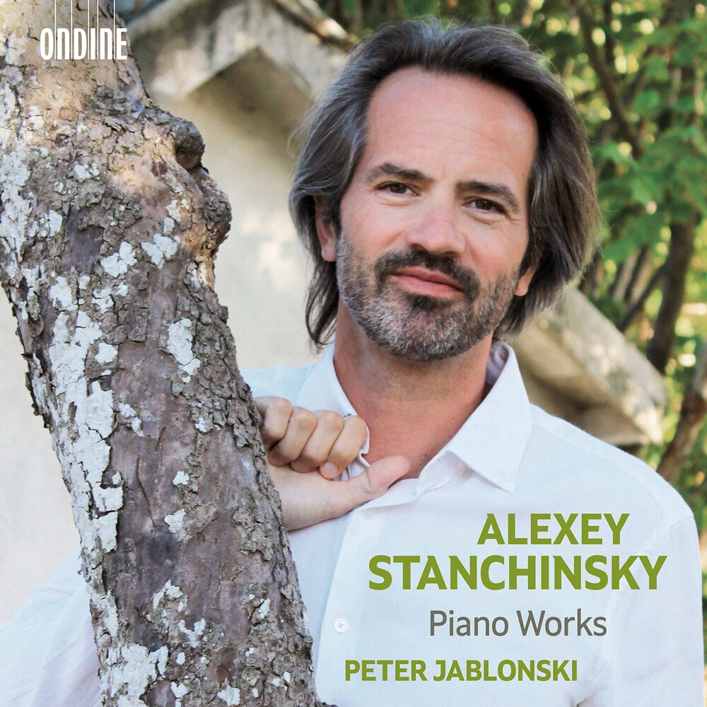 Peter Jablonski - Piano Works