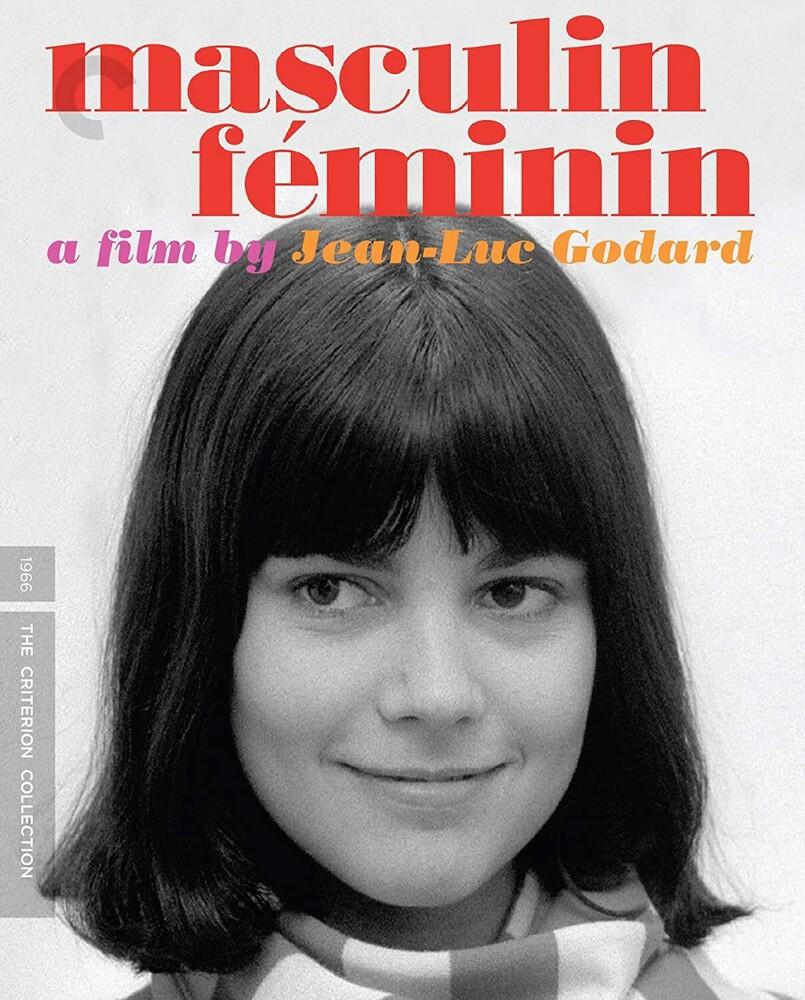 - Masculin Feminin (Criterion Collection)