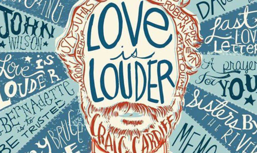 Craig Cardiff - Love Is Louder (Than All This Noise) Pt 2 [Digipak]