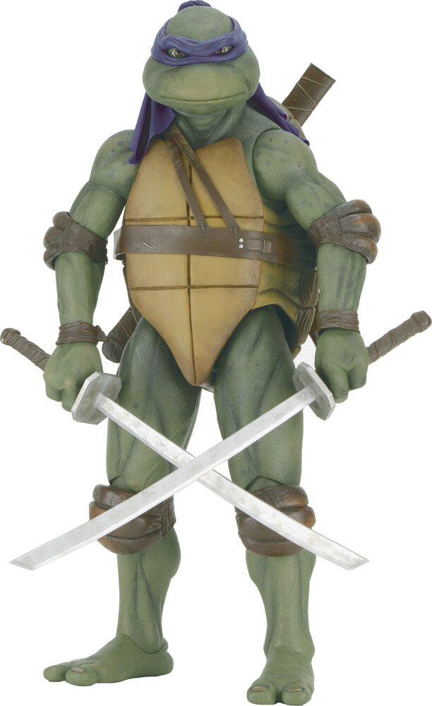 - NECA - TMNT Leonardo 1/4 Scale Action Figure