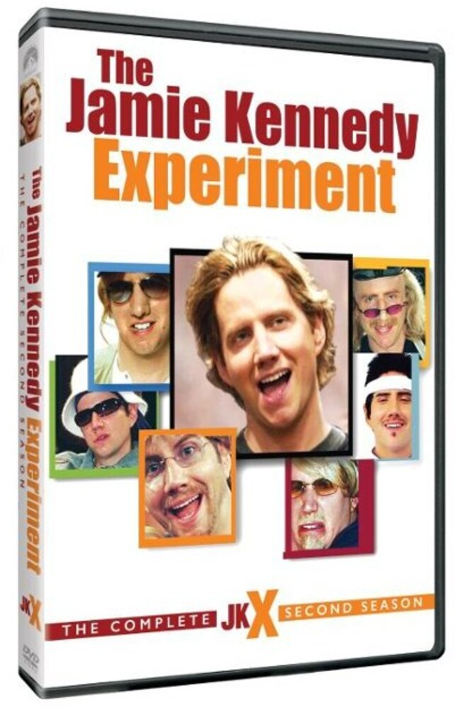 Gabriel Tigerman - Jamie Kennedy Experiment: Complete Second Season