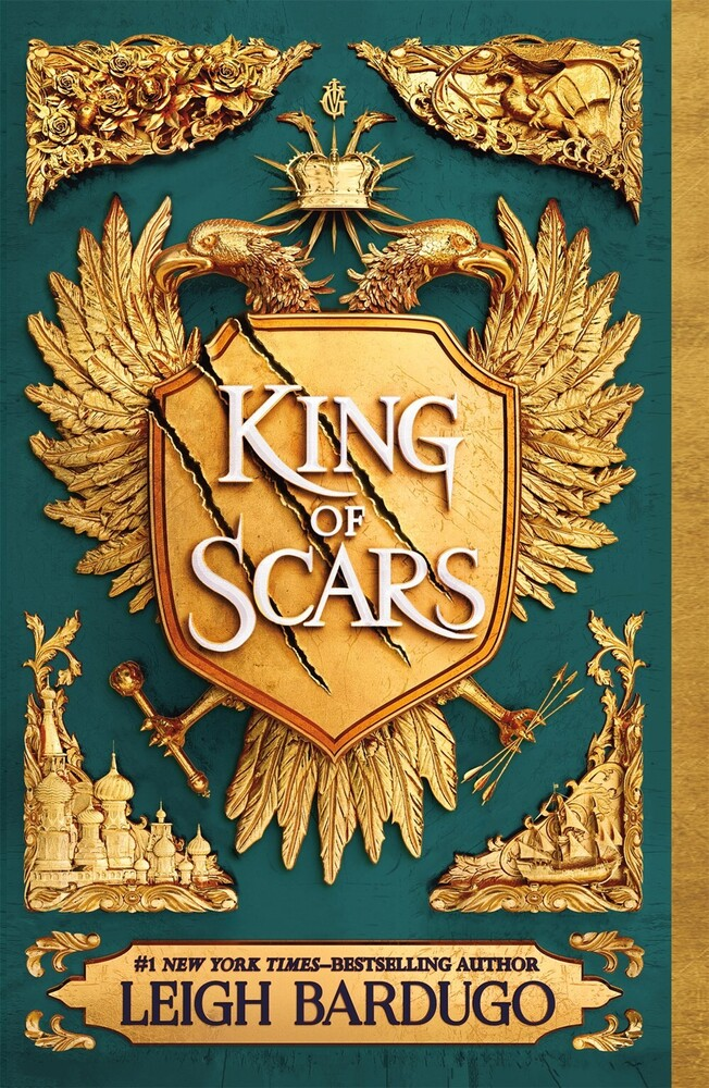 Bardugo, Leigh - King of Scars: King of Scars Duology