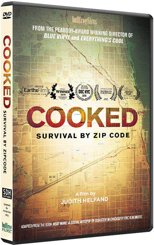 - Cooked: Survival By Zip Code
