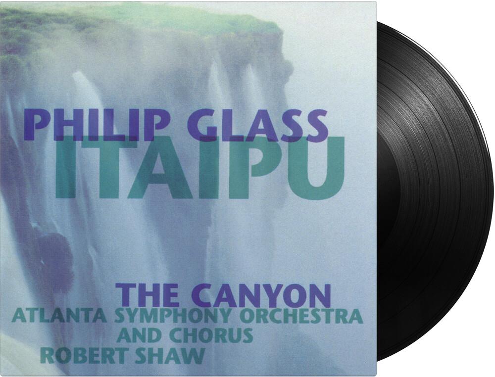 Philip Glass - Itaipu/Canyon [180 Gram]