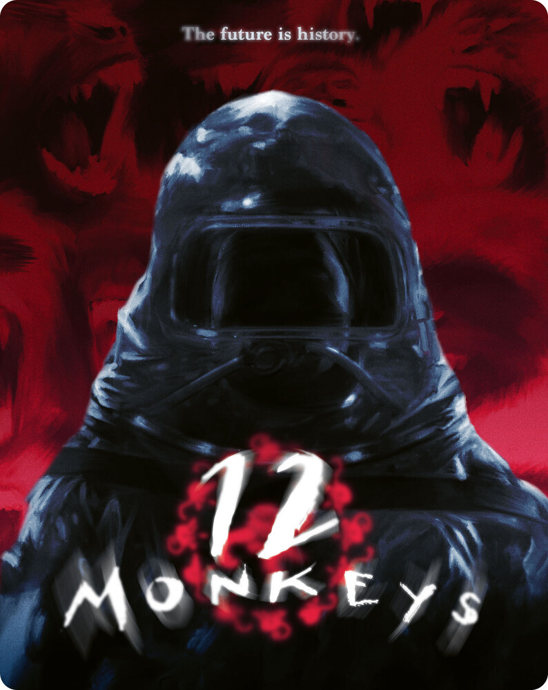 - 12 Monkeys / (Ltd Stbk)