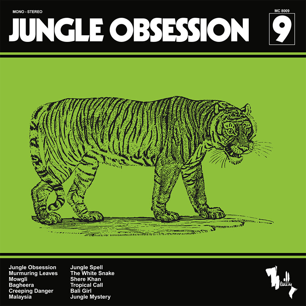 Nino Nardini  / Roger Roger - Jungle Obsession (Bonus Tracks) [180 Gram]