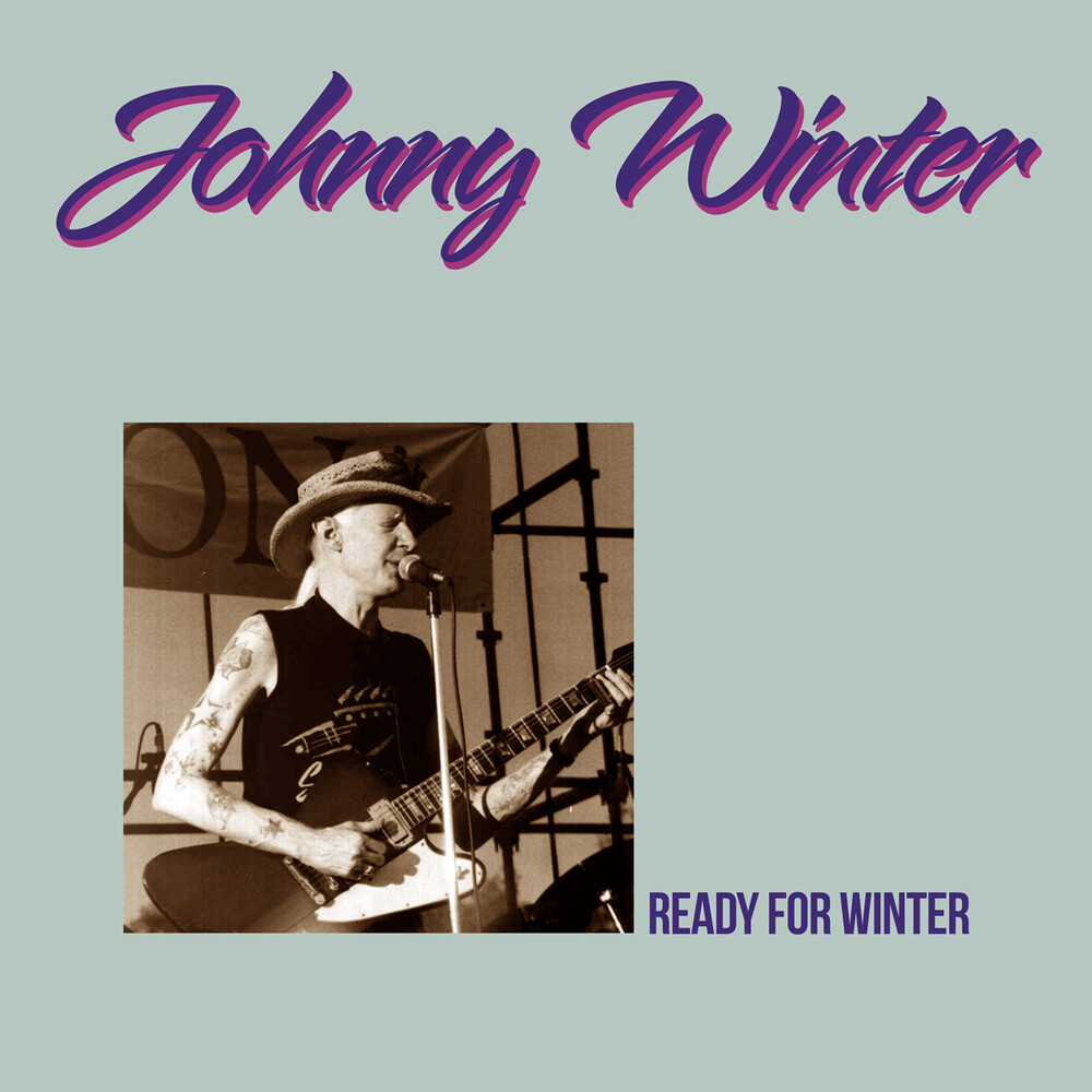 Johnny Winter - Ready For Winter (Mod)