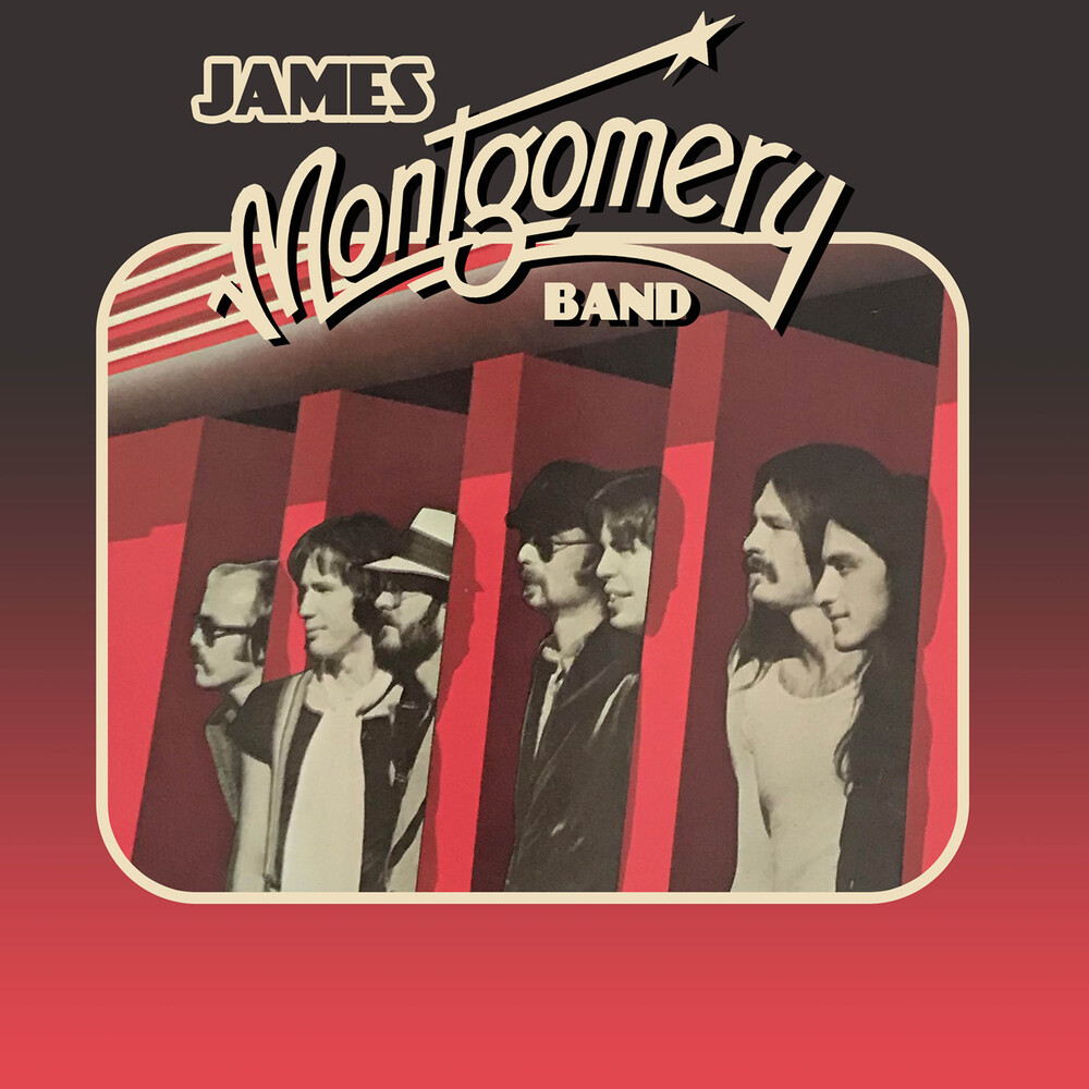 James Montgomery Band - James Montgomery Band (Mod)