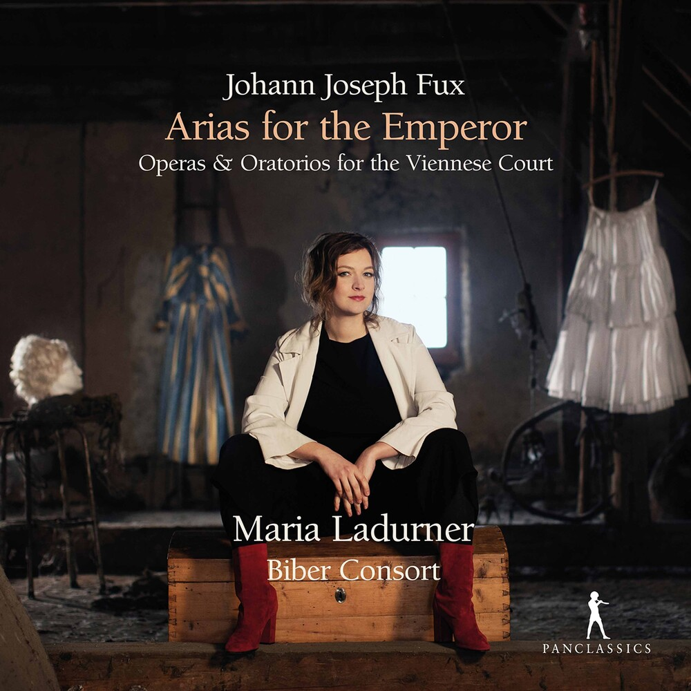 Fux / Ladurner / Biber Consort - Arias For The Emperor