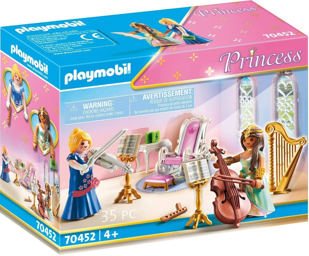- Princess Music Room (Fig)