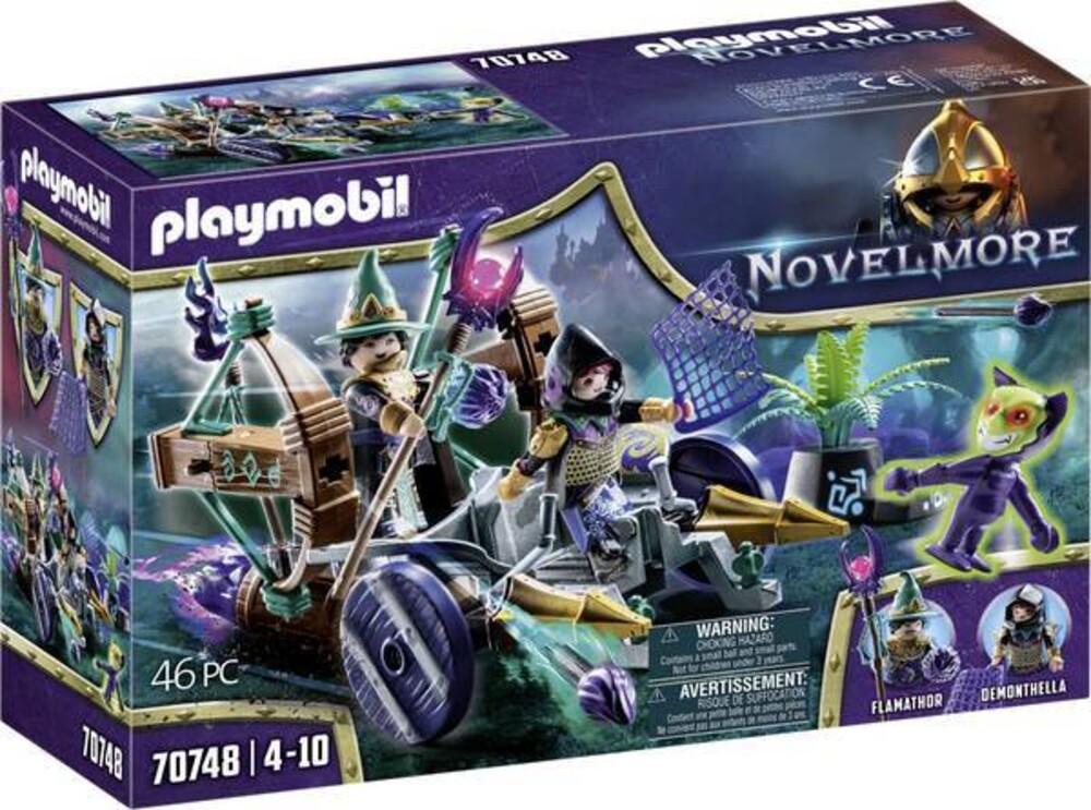 Playmobil - Novelmore Violet Vale Demon Patrol (Fig)