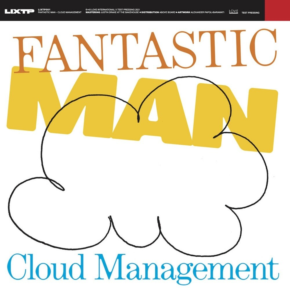 Fantastic Man - Cloud Management (Ep)