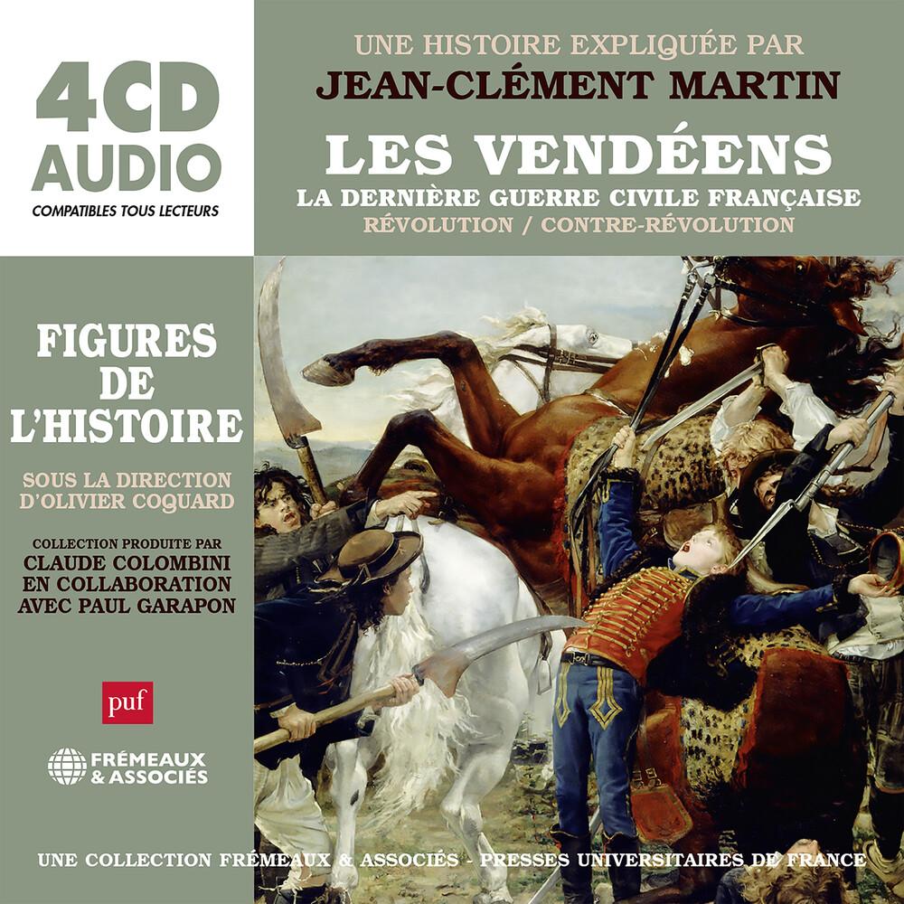 Martin - Les Vendeens (4pk)