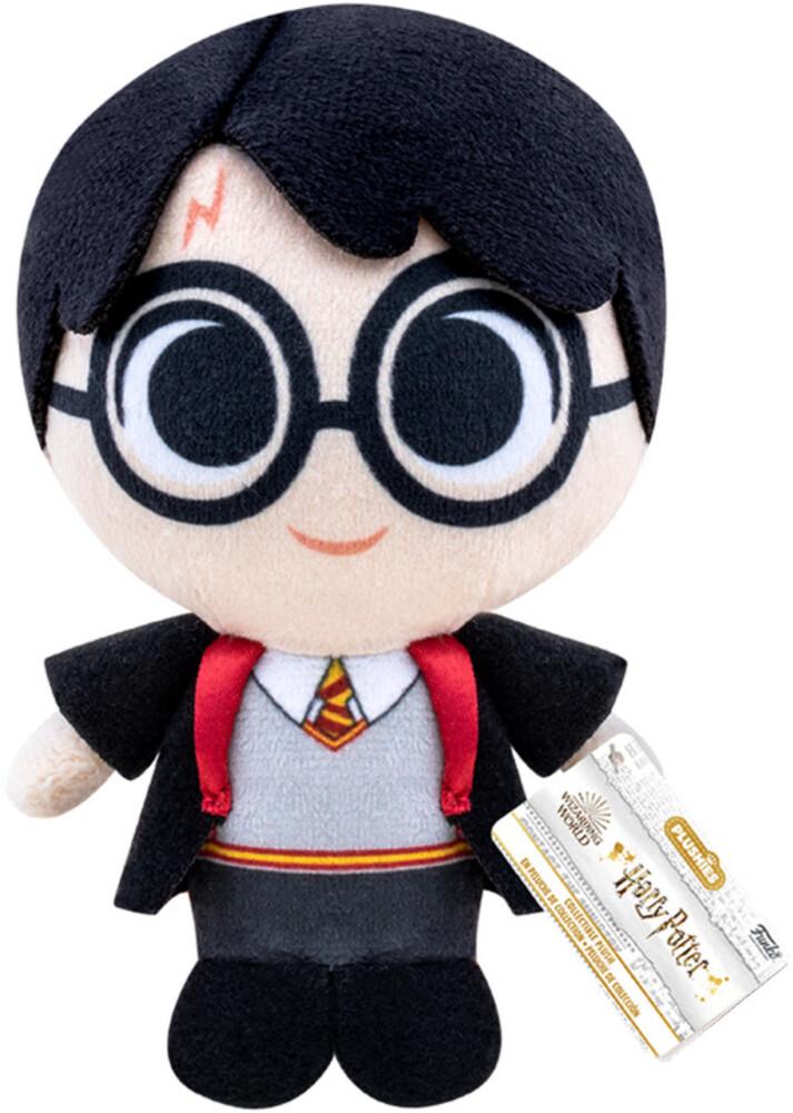 Funko Pop! Plush: - Harry Potter Holiday- 4 Harry (Vfig)