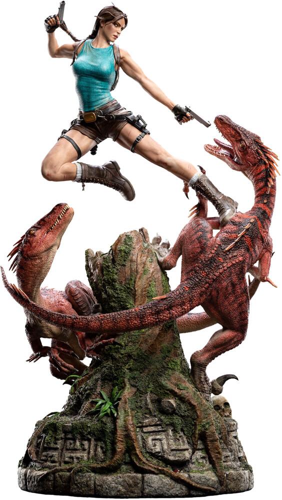 - Lara Croft - The Lost Valley 1:4 Scale Figure