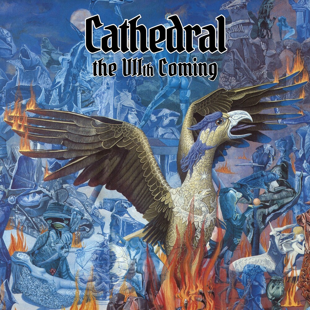 Cathedral - Viith Coming (Post) [Digipak]