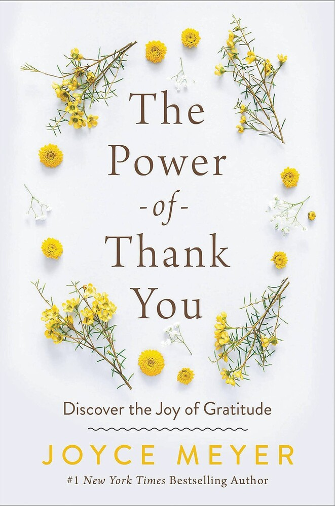 Joyce Meyer - Power Of Thank You (Hcvr)