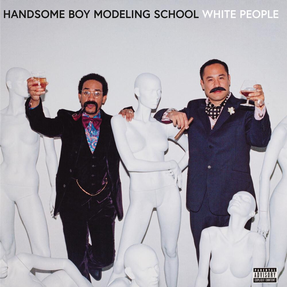 - White People (White Opaque Vinyl)
