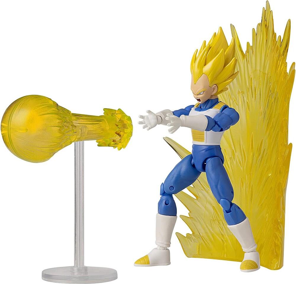 - Dragon Stars Power Up Pack Super Saiyan Vegeta