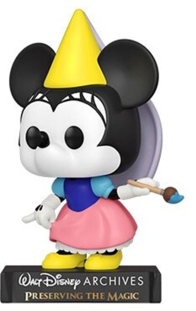 - FUNKO POP! DISNEY: Minnie Mouse- Princess Minnie (1938)