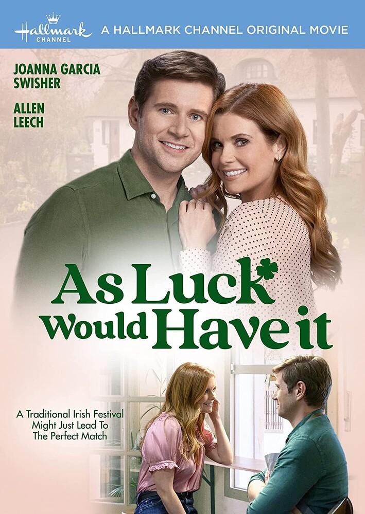 As Luck Would Have It DVD - As Luck Would Have It Dvd