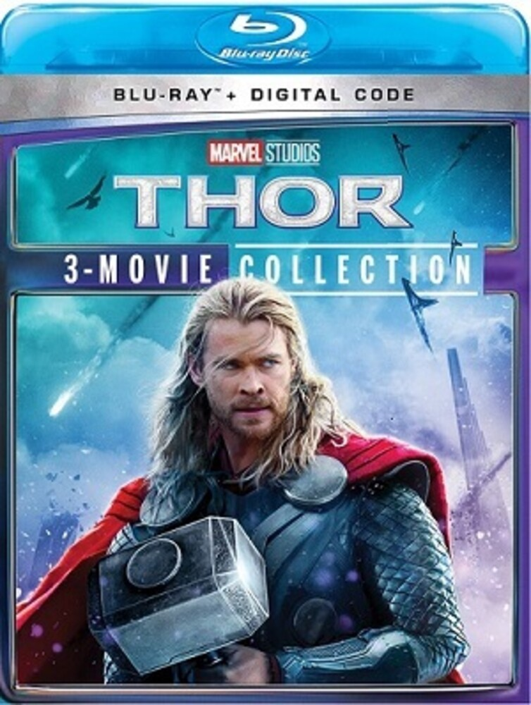- Thor 3-Movie Collection (3pc) / (3pk Ac3 Digc Dol)
