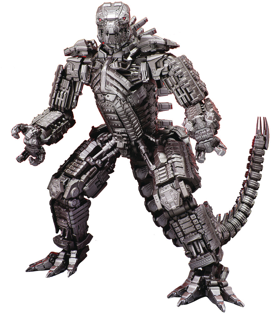 - Godzilla Vs. Kong - Mechagodzilla (2021) (Clcb)