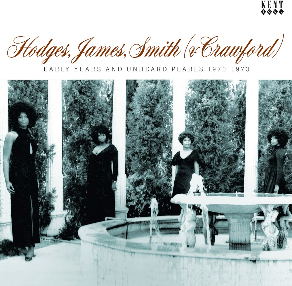 Hodges James Smith (& Crawford) - Early Years & Unheard Pearls 1970-1973 (Uk)