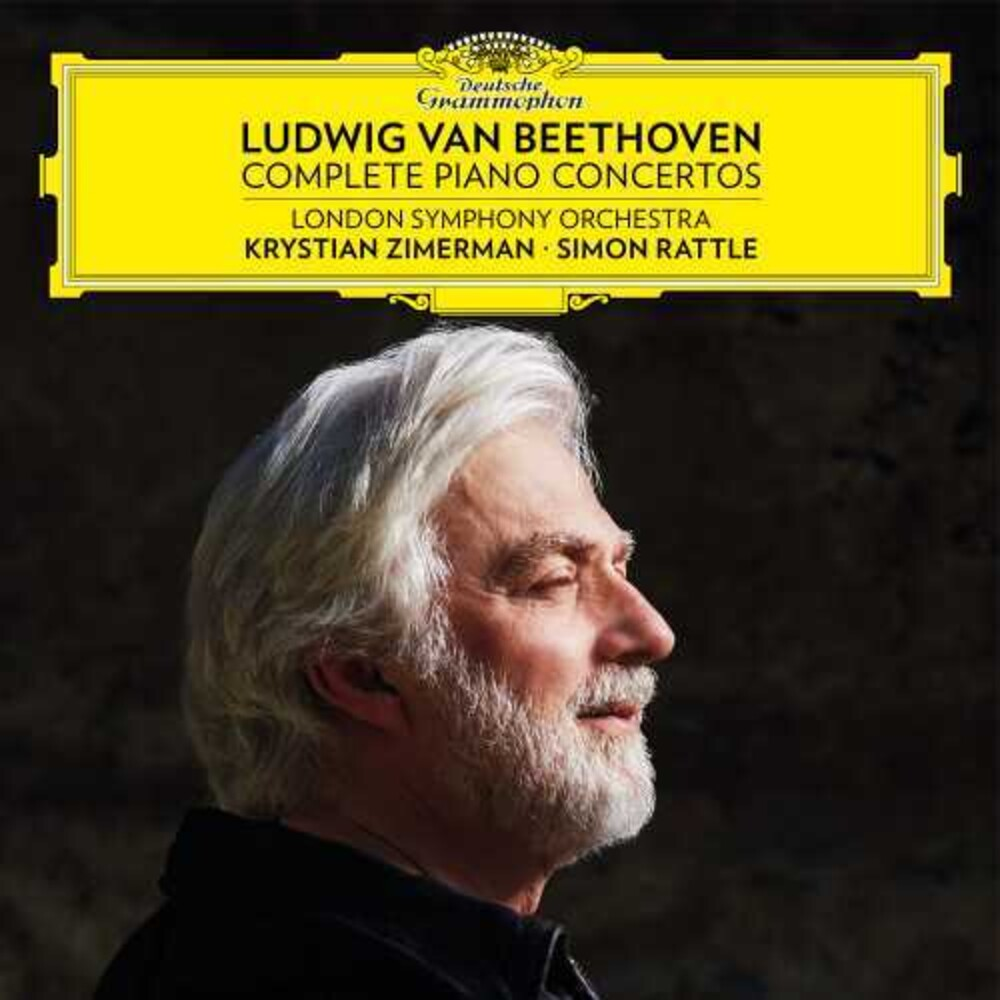 Beethoven / Zimerman / Rattle / Lso - Complete Piano Concertos [Limited Edition]