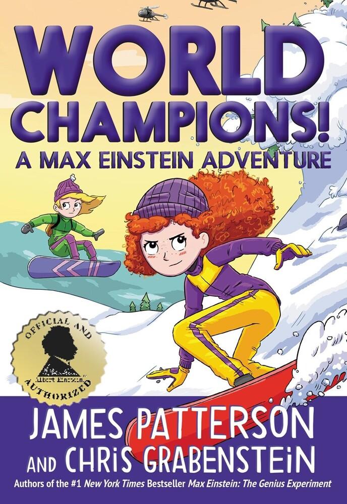 James Patterson  / Grabenstein,Chris - World Champions (Hcvr) (Ser)
