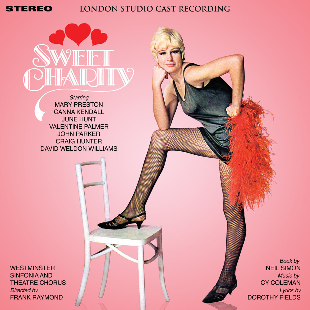 Sweet Charity: 1967 London Studio Cast / O.C.R. - Sweet Charity: 1967 London Studio Cast / O.C.R.