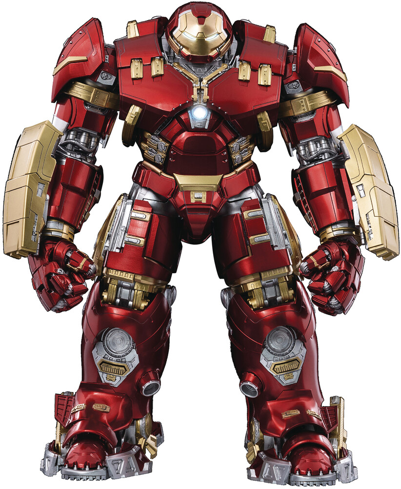 - Infinity Saga Iron Man Mk 44 Hulkbuster Dlx 1/12 S
