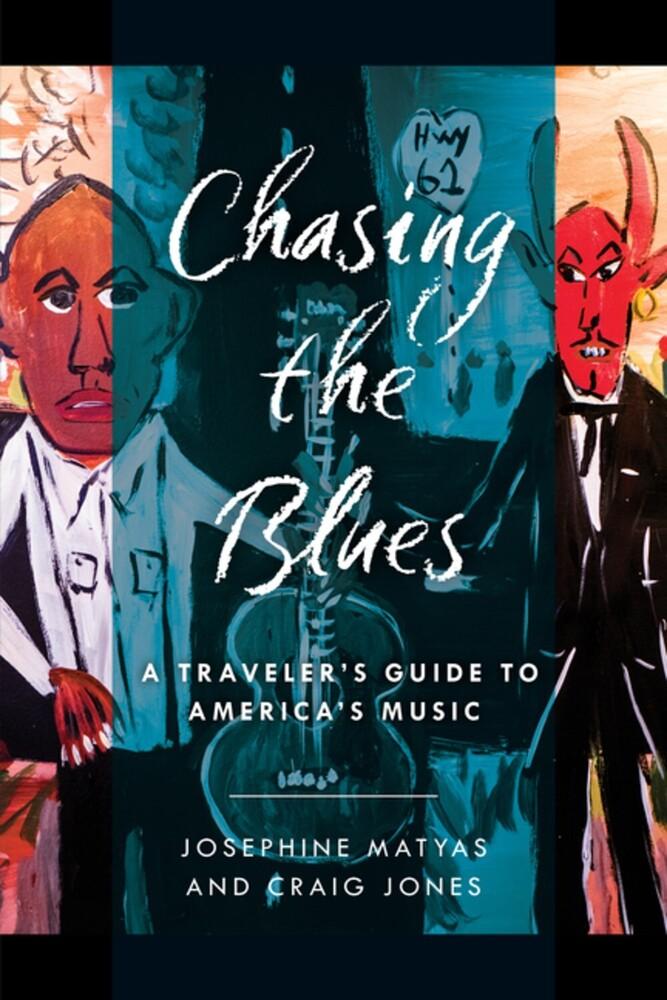 Josephine Matyas - Chasing The Blues (Ppbk)
