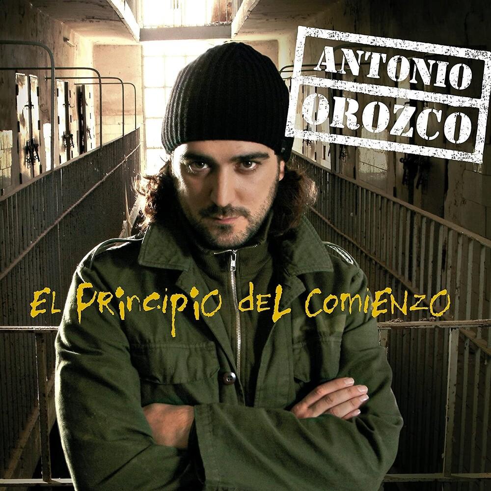 Antonio Orozco - El Principio Del Comienzo (Spa)