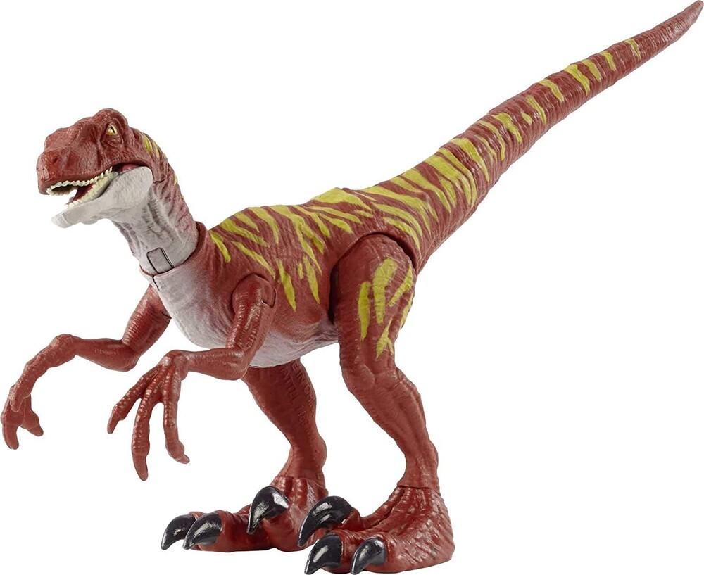 - Jurassic World Velociraptor Jumping (Fig)