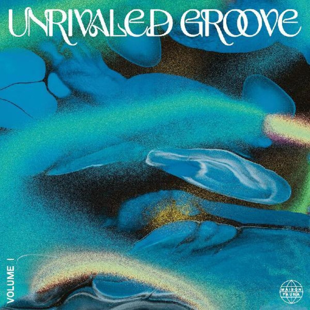 Unrivaled Groove 1 / Various (Dlcd) - Unrivaled Groove 1 / Various [Download Included]