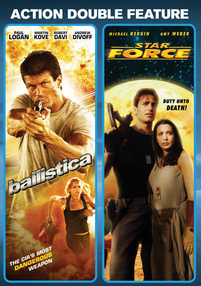 Ballistica + Star Force - Ballistica + Star Force