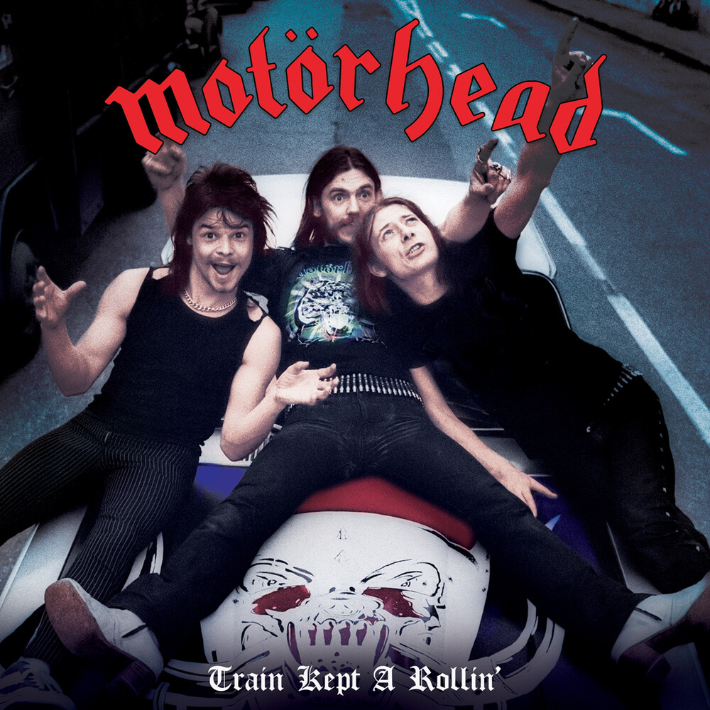 Motorhead / Lemmy - Train Kept A-Rollin' (Red) [Colored Vinyl] [Limited Edition] (Red)