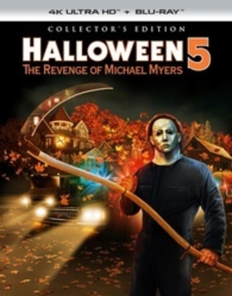 Donald L. Shanks - Halloween 5: The Revenge of Michael Myers